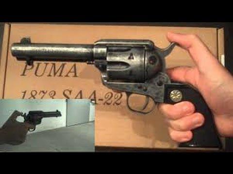 1873-22 Chiappa Cowboy Action Pistol