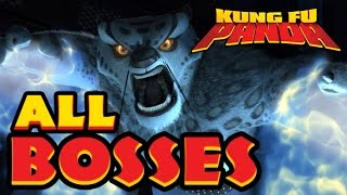 Nonton Kung Fu Panda All Bosses   Final Boss  X360  Ps3  Ps2  Wii  Film Subtitle Indonesia Streaming Movie Download