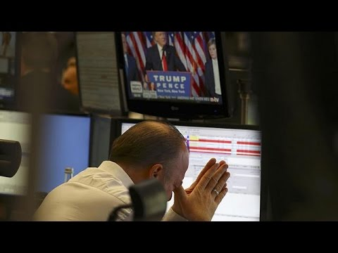 Εκλογή Τραμπ: Ισχυρές πιέσεις στις χρηματαγορές
