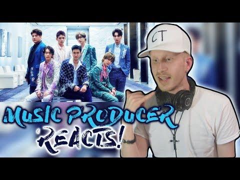 Music Producer Reacts to SUPER JUNIOR (슈퍼주니어) X REIK 'One More Time (Otra Vez)