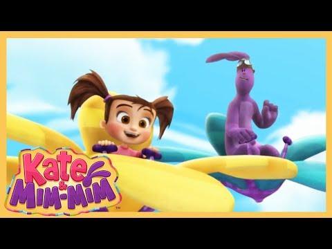 Kate & Mim-Mim | High Flying Adventures