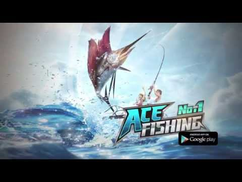 Video of Ace Fishing: Wild Catch