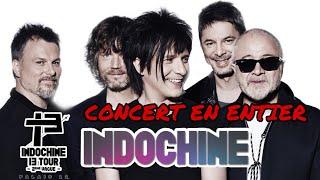 Indochine le 13 Tour - live depuis le Palais 12 de Bruxelles (concert entier) [fan made multicam]