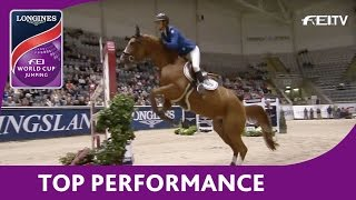 Penelope Leprevost - Top Performance - Oslo - Longines FEI World Cup™ Jumping 2015/16
