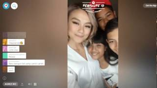 Periscope Agnez Mo & The Voice Kids IndonesiaPeriscope Artis Indonesia 2016:https://www.youtube.com/channel/UCT559GbkXJy16TNGf-jCbBw/videosPeriscope Paling Populer di Indonesiahttps://www.youtube.com/watch?v=S30FnT9A0x8&list=PUT559GbkXJy16TNGf-jCbBw#PeriscopeID #VLOG