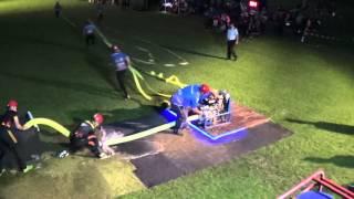 Noční závod Letničie - DHZ Sološnica muži