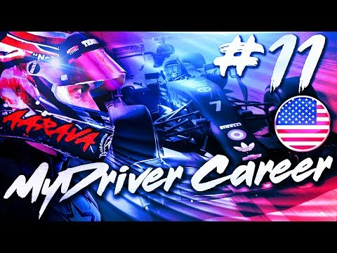 DRAMA WITH GASLY! INSANE RESULTS! - F1 MyDriver CAREER S7 Part 11: USA