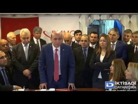 BMMG  2. Seçim Bürosunu Maltepe de Açtı.