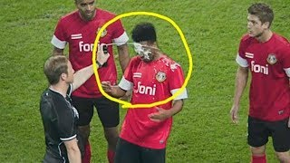 7 Most Awkward Moments In Sport