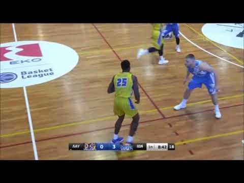 Basket League: ΛΑΥΡΙΟ – ΙΩΝΙΚΟΣ | ΑΓΩΝΑΣ | 04/01/2020 | ΕΡΤ