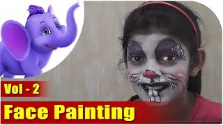 Learn How To Do Face Painting - Vol 2