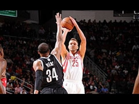 Video: Chandler Parsons Shoots Perfect from Beyond the Arc