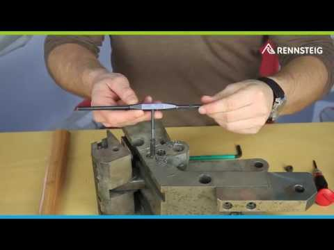 RENNSTEIG Double-edged screw extractors (видео)