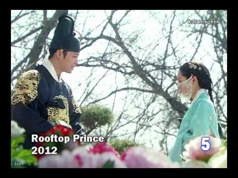 Top 25 Best Korean Drama (Year 2000-2012)