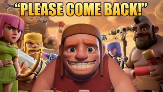 """Video Clash of Clans Mini Story - """"Builder, Please Come Back!"""" 