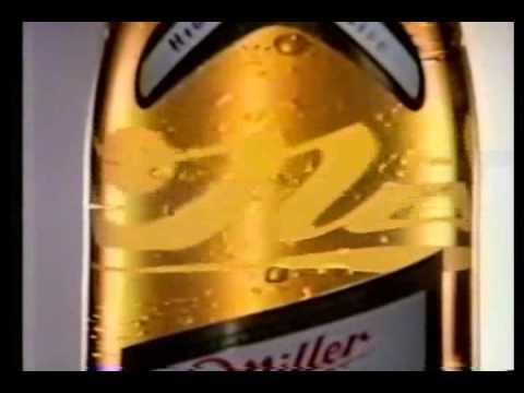 Miller Beer - Commercial Classic 1985