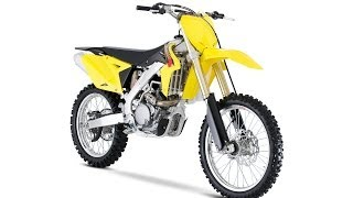 5. First Look 2015 Suzuki RMZ 450 with Motocross Action