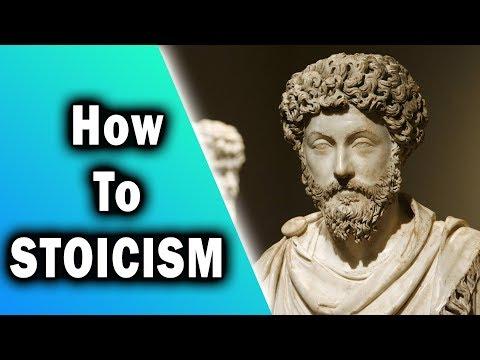 How to Practice Stoicism - 3 Stoic Exercises