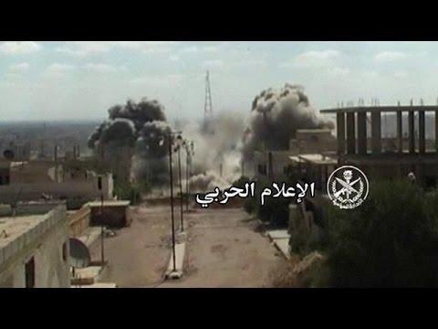 Συρία: Ο Άσαντ αντεπιτίθεται στο Χαλέπι