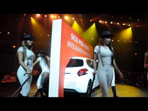 Lanzamiento del Peugeot 208