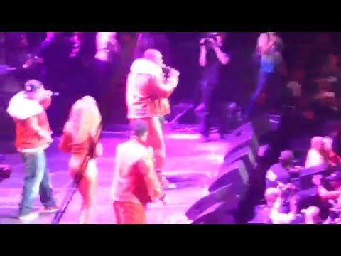 """Busta Rhymes & Mariah Carey feat. Flipmode Squad """"I Know What You Want"""" LIVE"""