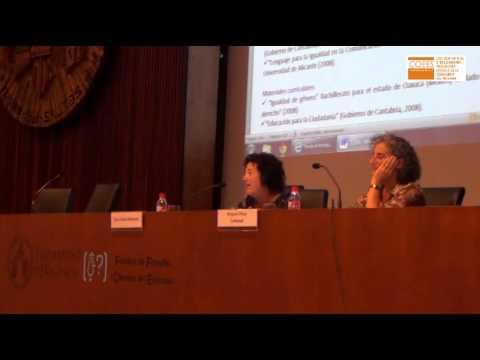 Conferència: La igualtat també s'aprèn. Qüestió de Coeducació. Elena Simón Rodríguez