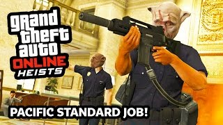 Nonton GTA 5 Heists Online Gameplay FINAL BANK HEIST!!! GTA 5 Online THE PACIFIC STANDARD JOB! (GTA 5 PS4) Film Subtitle Indonesia Streaming Movie Download