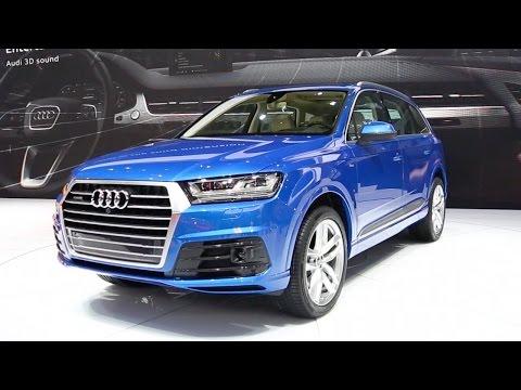 2016 Audi Q7 – 2015 Detroit Auto Show