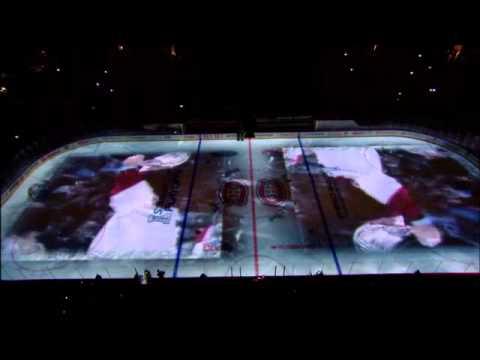 Comme si vous étiez au Centre Bell // Canadiens pregame show. April 20 vs Lightning