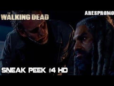 """The Walking Dead 8x09 Sneak Peek #4 Season 8 Episode 9 HD """"Honor"""""""
