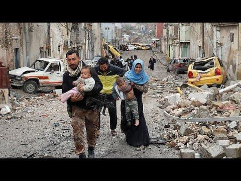Ιράκ: Για χρήση χημικών όπλων σε βάρος αμάχων κάνει λόγο ο Ερυθρός Σταυρός