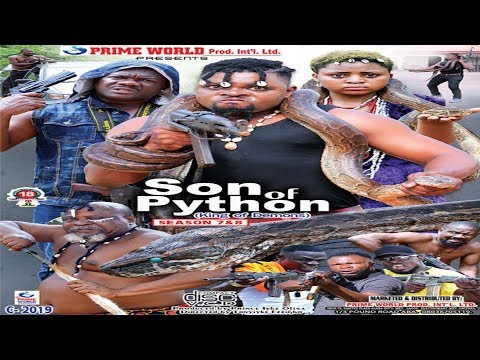 SON OF PYTHON SEASON 8 - 2019 NOLLYWOOD ACTION MOVIES
