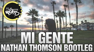 J. Balvin, Willy William - Mi Gente (Nathan Thomson Bootleg)