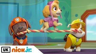 Paw Patrol | Pups Save a School Bus | Nick Jr. UK
