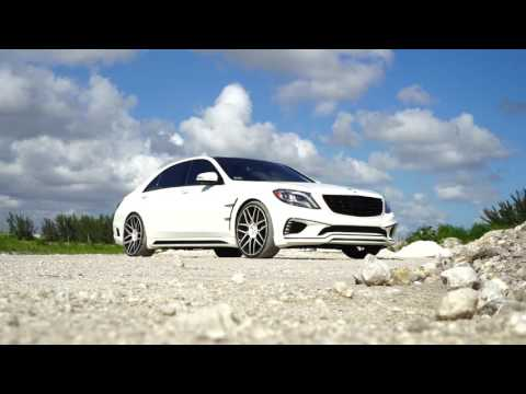 MC Customs | Mercedes Benz S550