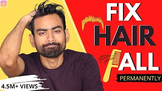 Video How to Stop Hair Fall and Grow Hair Faster Naturally (Men & Women) MP3, 3GP, MP4, WEBM, AVI, FLV September 2018