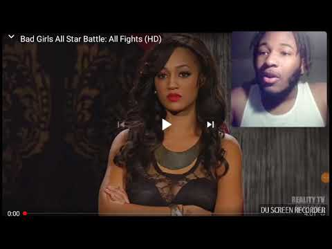 Bad Girls All Star Battle: All Fights (HD) Reaction
