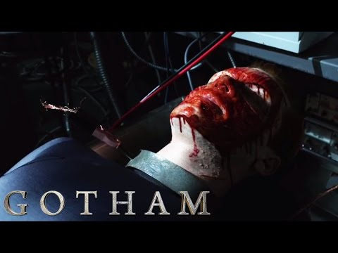Gotham - Dwight Takes Jerome's Face