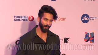Shahid Kapoor At Jio Mami 19th Mumbai Film Festival