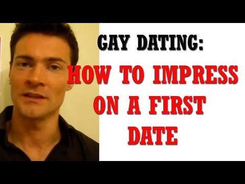 Gay Dating Advice; tips for a sucessful first date