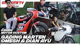 Video Motor Modifikasi Gading Martin, Omesh & Dian Ayu MP3, 3GP, MP4, WEBM, AVI, FLV Desember 2018