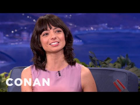 Kate Micucci Knows Exactly What Her Last Name Sounds Like – CONAN on TBS