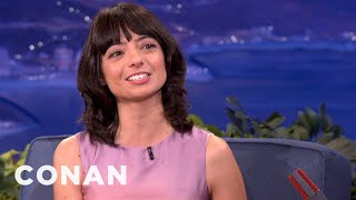 Video Kate Micucci Knows Exactly What Her Last Name Sounds Like - CONAN on TBS MP3, 3GP, MP4, WEBM, AVI, FLV Desember 2018