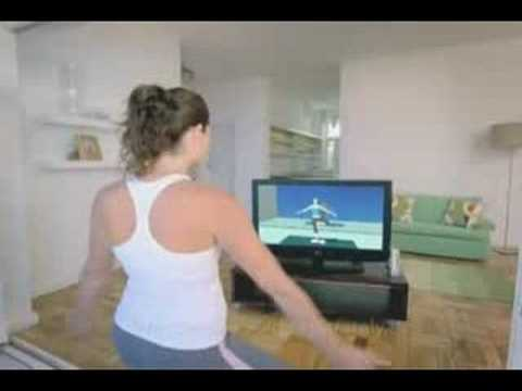 Nintendo Commercial for Wii Fit, and Wii (2009) (Television Commercial)