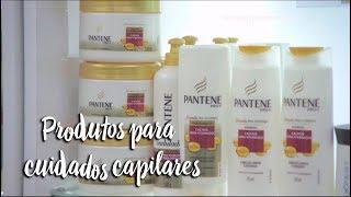 Produtos para cuidados capilares