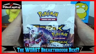 Opening The WORST Box of XY BREAKthrough Pokemon Cards !?!? by ThePokeCapital