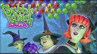 Bubble Witch Saga videosu