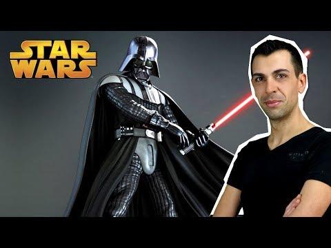 DARK VADOR COSTUME - Suprême edition Star Wars Cosplay unboxing