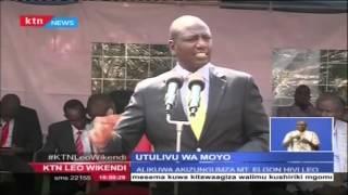 Naibu Wa Rais Apongeza Uamuzi Wa ICC