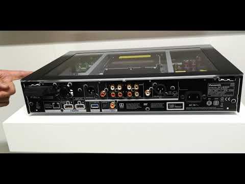 Panasonic UB9000 4K Blu-ray player Premium Model